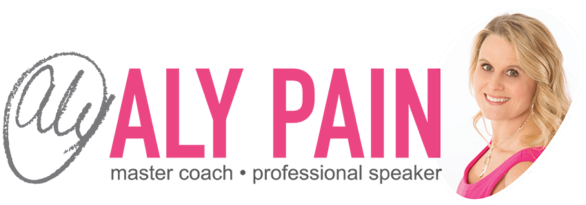 Aly Pain: Master Coach and Professional Speaker