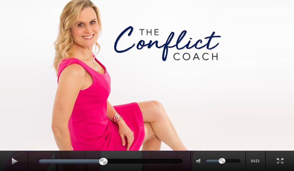 Aly Pain The Conflict Coach